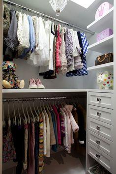 Small Closets Tips a