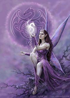 Celtic Fairy Princess