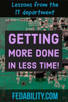 Best kept secret for getting things done in less time from the IT department. The three features of the agile project management that can help you get more done in half the time. What we can all learn from IT. Wouldn't it be nice to have a clear, prioritized list of the most essential tasks in a project?