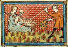 Medieval Bestiary : Unicorn Gallery