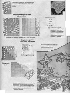 Tizy: Mary Card: schemi bellissimi/Beautiful crochet from Mary Card