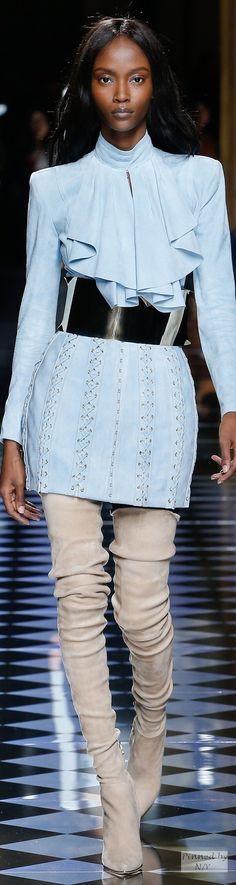 Balmain 2016 Ready-to-Wear