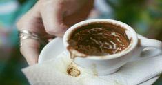 Πώς διαβάζουν το φλυτζάνι του καφέ οι ειδικοί και τι σημαίνουν τα σύμβολα που παρατηρούμε; Το διάβασμα του καφέ, του φλιτ... Remedies, Tableware, Desserts, Crafts, Food, Astrology, Play, Coffee, Funny