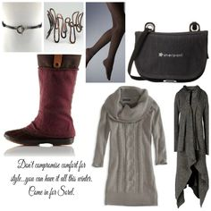 Sorel fashion - don't sacrifice style for comfort.  #fashionflash #harrisonsfootwear