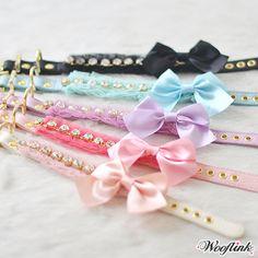♥ Cute dog collars!!!!!!!!!!!!!!!!!!!!!! ♥