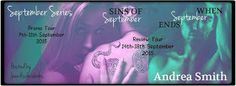 September Series by Andrea Smith writing as Graysen Blue Promo Tour