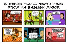 English major humor. Correction though, I do hate coffee. I just drink tea instead.