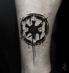 Star Wars - Galactic Empire tattoo