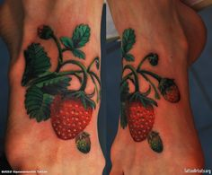 hammersmith tattoo shop strawberry