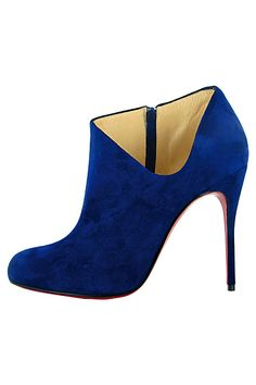 these Louboutin from fall 2011 would look adorable one a naked ankle