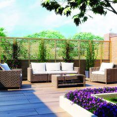 93 Fantastiche Immagini Su Giardino Giardino Terrazza Con
