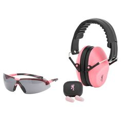 If Mom likes to visit the shooting range, then pick her up the Browning Women's Range Kit, which includes a pair of Buck Mark shooting glasses and earmuffs.