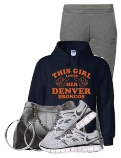 """""""Snow Flurries in Spring"""" by colierollers ❤ liked on Polyvore featuring Hummel, See by Chloé, Coco's Liberty, NIKE, women's clothing, women, female, woman, misses and juniors"""