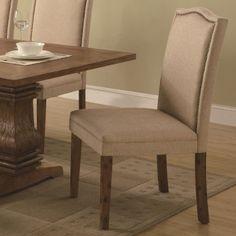 Parkins Parson Chair Set of 2 $146