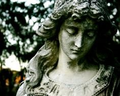 Photography by Nicholas Speer #graveyard #pieceful #angel #art #photography