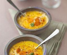 Soupe aux carottes et à la coriandre : Recette de Soupe aux carottes et à la coriandre - Marmiton