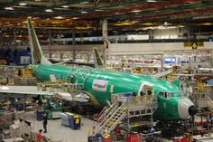 First Australian P-8A In Final Assembly