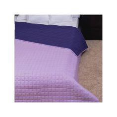 LAURA lila ágytakaró 235x250 cm, Díszpárna.com Webáruház