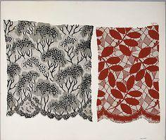 ¤ Textile sample book. Maker: Hans Carl Perleberg (American, Philadelphia, Pennsylvania) Date: 1938–41. Culture: French and British