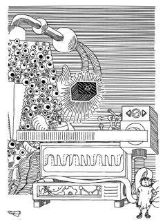HTML5 Rocks - Case Study: Building the Stanisław Lem Google doodle