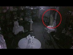 local ghost-hunters call the 'most striking piece of paranormal evidence captured in last 10 years' CCTV camera 2010 - in Curiositeaz Vintage Tea room-café in Perth Real Ghost Photos, Ghost Pictures, Creepy Pictures, Ghost Pics, Ghost Images, Aliens, Paranormal Pictures, La Danse Macabre, Ghost Caught On Camera