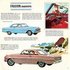 1963 Ford Falcon Hardtop