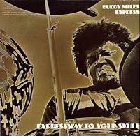 Buddy Miles Express - Expressway To Your Skull (Vinyl, LP, Album) Rock Album Covers, Classic Album Covers, Lp Cover, Vinyl Cover, Soul Music, Sound Of Music, Jimi Hendrix Band, Buddy Miles, Jazz Funk