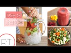 Hey guys!! =) Thanks for stopping by my channel. I know the word detox can sound intense, but really all this day is about is cutting toxic things out for a ...