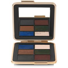 Victoria Beckham Estée Lauder Eye Palette ($95) ❤ liked on Polyvore featuring beauty products, makeup, eye makeup, eyeshadow, beauty, cosmetics, gold, estee lauder eye shadow, palette eyeshadow and estee lauder eyeshadow