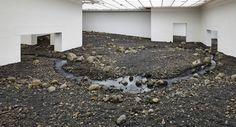 Installation by Olafur Eliasson