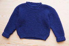 Trui breien Knitting For Kids, Knitting Ideas, Pull, Turtle Neck, Om, Crochet, Sweaters, Fashion, Kid