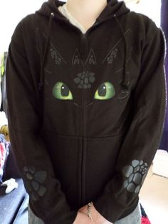 Cartoon character unicorn graphic hoodie toothless hoodie night toothless how to train your dragon night fury adults zip up hoodie ccuart Choice Image