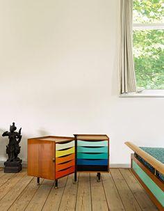 Le style scandinave du célèbre architecte danois Finn Juhl