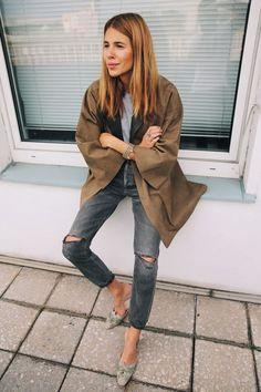 Модные женские плащи осень-зима 2017-2018