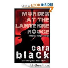I just love Cara Black-her Paris mysteries read like fine French wine...you want those delicious sips to go on and on...get it here: http://pinterestshopping.tk/6