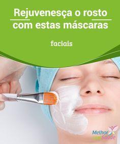 Rejuvenesça o rosto com estas #máscaras faciais  O #mel é um ingrediente benéfico para a pele, pois #combate as #rugas precoces e dá luminosidade à pele. Conheça aqui excelentes receitas de máscaras #faciais!