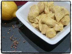 Pollo al curry verde. receta en el blog: http://revoluciona-t.com/recipe/tacos-de-pollo-al-curry-verde/