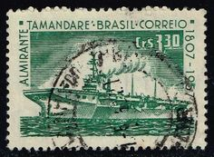 Brazil #857 Aircraft Carrier; Used (0.25)