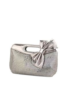 Check the details and price of this Gray Elegant Bowknot Sequin Evening Party Clutch (Gray, CAIYUE) and buy it online. VIPme.com offers high-quality Clutches at affordable price.