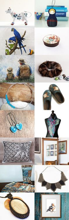 A Wonderful Mix by Linda Karen on Etsy--Pinned+with+TreasuryPin.com