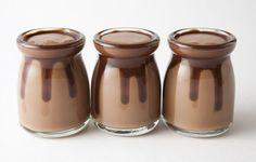 リンツ ショコラプリン Chocolate pudding