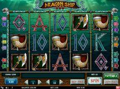Dragon Ship on varmasti hyvää Play'nGO kolikkopeli online! Jos odotat suuret voittor, aloita heti pelata tämän valtava kolikkopeli verkossa missä on erilaiset bonuspelit, hyvää grafiikka, 5 rullat ja 15 voittolinjat.