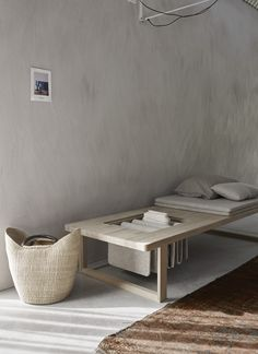 Pulse Daybed design by NOIDOI.