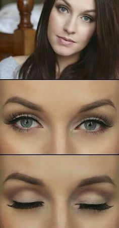 Make-up tutorial.  #younique, #mineralmakeup https://www.youniqueproducts.com//Jess