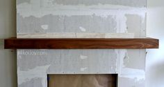 Family Room Fireplace Makeover: Before and After   Lilikoi Joy