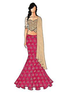 Costume Design Sketch, Dress Design Drawing, Dress Design Sketches, Dress Drawing, Sketch Drawing, Sketch Design, Sketching, Fashion Model Drawing, Fashion Drawing Dresses