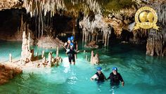 Rio Secreto is located in the state of Quintana Roo near Playa del Carmen. Mexico