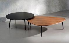 TABLE BASSE TRIANGULAIRE SOHO - Design. Coedition Studio | COEDITION