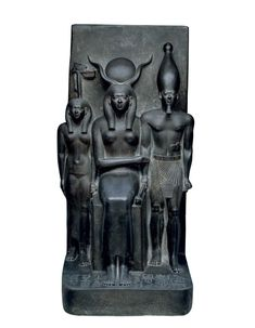 Remarkable artworks unearthed in the early celebrate Menkaure, the sixth ruler of Egypt's dynasty. Ancient Egypt Religion, Nefertiti Bust, Stone Blocks, British Soldier, Museum Of Fine Arts, Deities, Egyptian, Old Things, Ruler