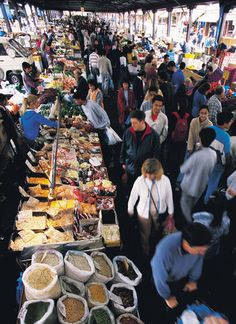 Queen Victoria Marketplace  Melbourne, AUS   An amazing place to go!